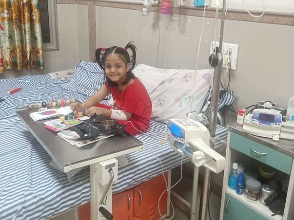Help My Daughter To Undergo Bone Marrow Transplant