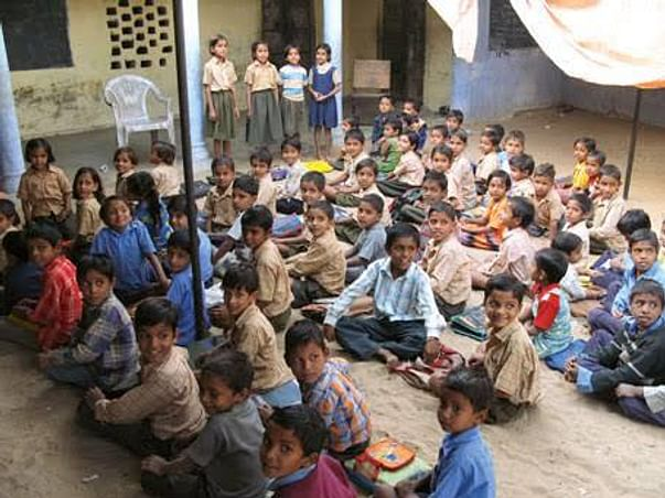 Help poor kids to get education