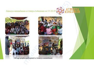 Atmiya sammelanam programme