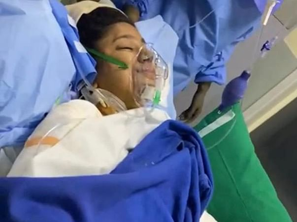 Support Zarana Pau Recover From Road Traffic Accident With Polytrauma