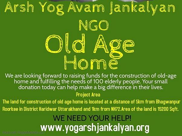 Support Oldage Home