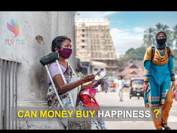 Help us with Money to purchase Happiness for them.