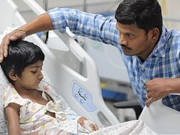 5 Years Old Jaanvitha Needs Your Help Fight Chronic Pancreatitis