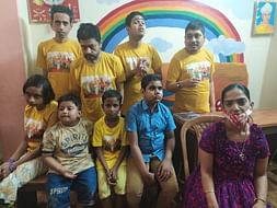 Help me build a HOME to the Specially Able Children of Assam.