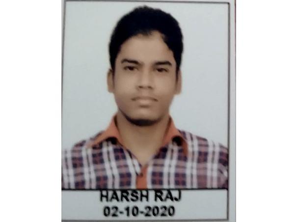 Help Harsh continue his school education
