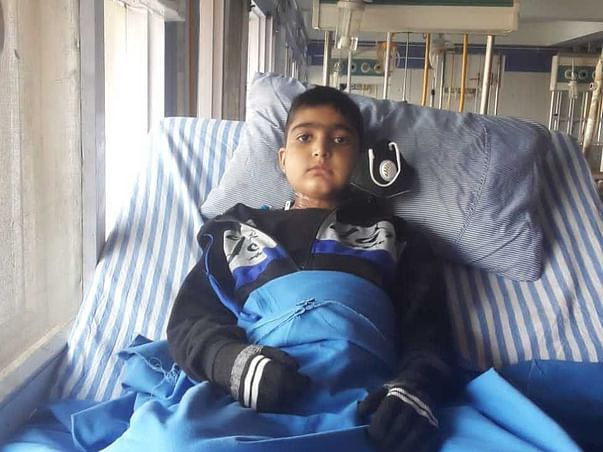 14yrs old #Blood Cancer Patient Needs Help