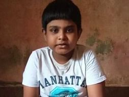 This 11 years old needs your urgent support in fighting Aneursymal bone cyst of patella