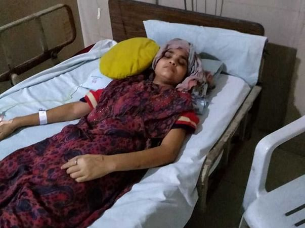 Support Rohini Sing Recover From Brain Tumor