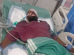 Support Subham Recover From Accidental Injuries