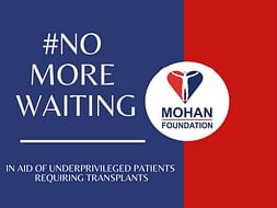 End the wait for someone awaiting a lifesaving transplant