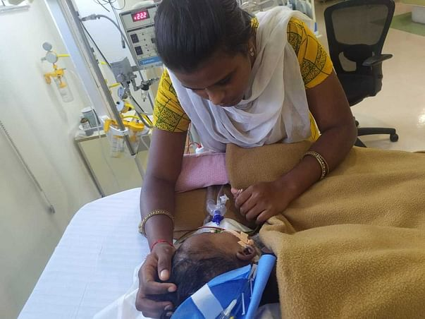 Help my daughter to recover from COVID Pneumonia