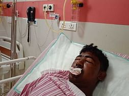 20 years old Vasantha Kumar  needs your help fight Road traffic accident with polytrauma