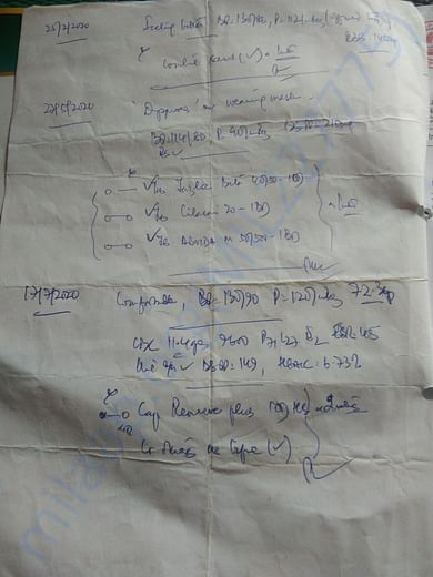Medical document 4
