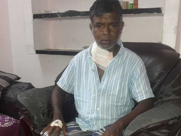 51 years old R. Ponnudurai needs your help fight Chronic Kidney Disease