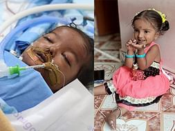 This 2-Year-Old Who Is On Life Support Needs Your Help To Recover