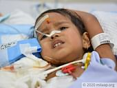 A Severe Infection Is Spreading Through Her Bones, Threatening To Kill This 2-Year-Old