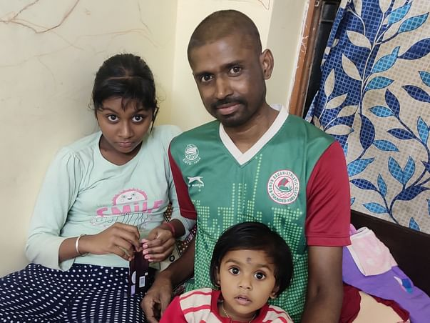 Support Footballer Surajit Bose Recover From Blood Cancer,Donate Here