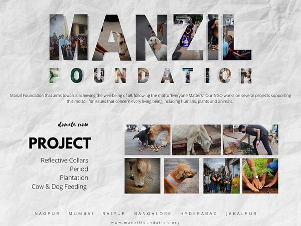 Donate to Manzil Foundation