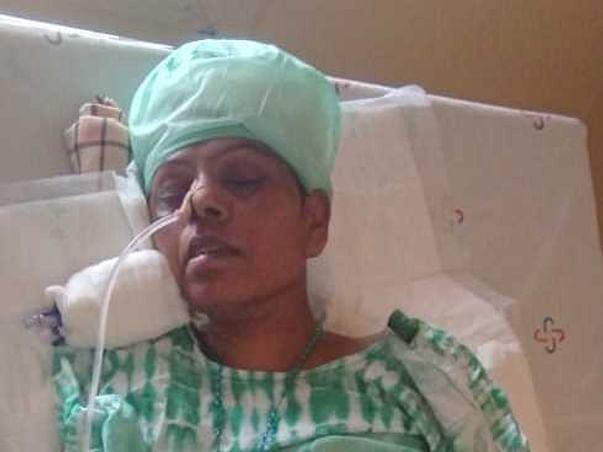 Help My Friend's Mother Undergo Brain Aneurysm Surgery