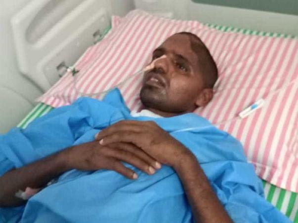 Help Bakiyaraj to recover blood leaks from brain