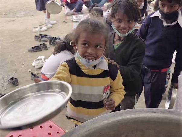 Help Nilay Uplift The Slums Of India