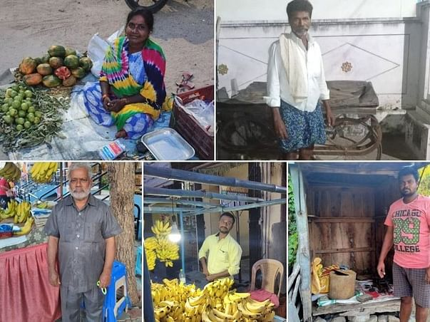 #GiftACart & Help 5 Street Vendors Fight the Effects of COVID-19