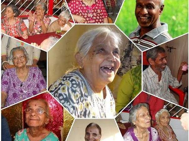 Vrudhh ashrams help