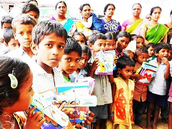 Support Lalitha To Educate Poor Kid's