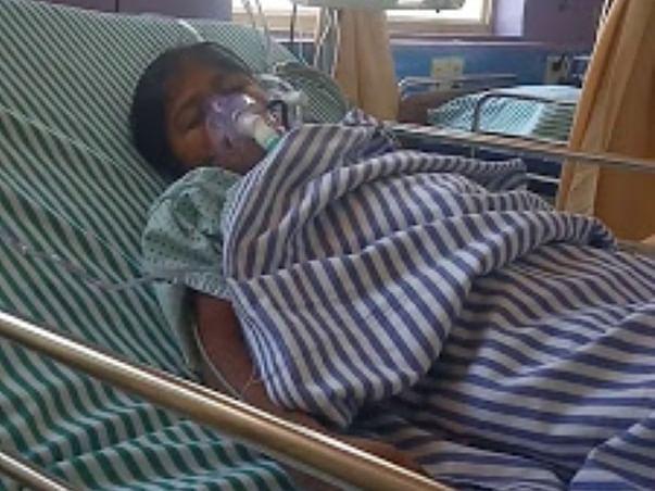 Help Mathumitha Undergo Bone Marrow Transplant