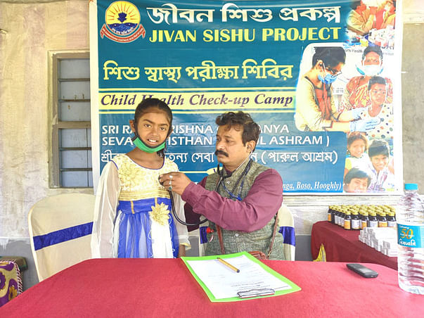 Support Jivan Sishu Project to save the Malnourished Children