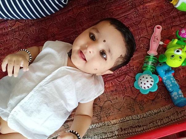 Please Help Yuvaan Ramtekkar Get The World's Costliest Drug!