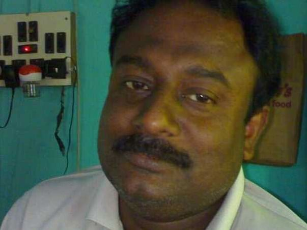 Help My Cousin Goutam Chakraborty Recover From Brain Stroke
