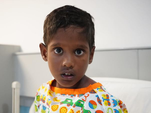 Support Akash recover from Cardiac surgery