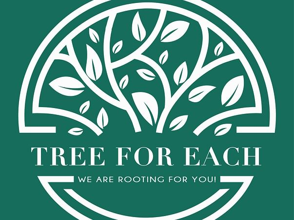 Help us Plant Trees For Tomorrow.