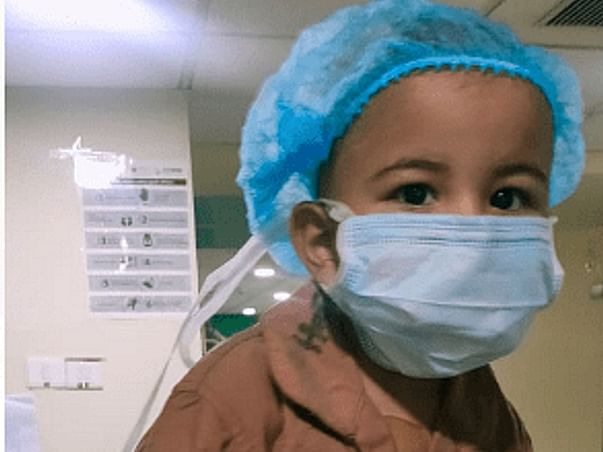Mother Is Struggling To Save Baby Harsha From B-Cell Lymphoma, Help!