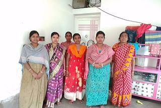 Mukta Saha And Group