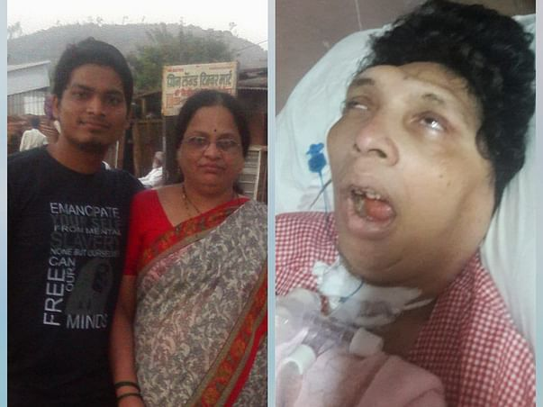 PLEASE HELP TO SAVE MY MOM's LIFE