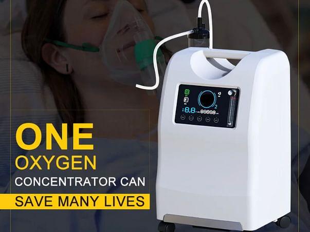 Mission Oxygen- Helping Hospitals Save Lives