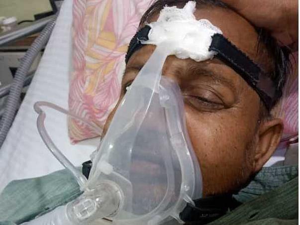 Support Shree Krishan With ICU & Ventilator Costs