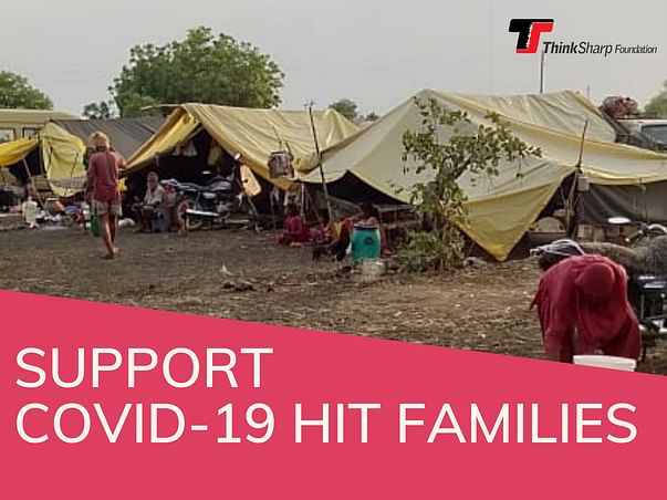 Support COVID-19 Hit Families