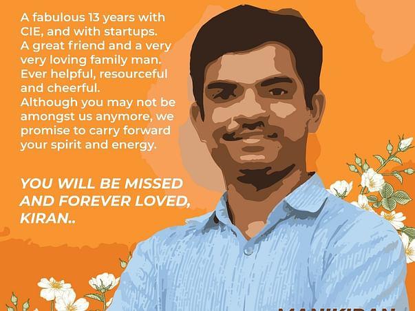 Mani Kiran Memorial Fund