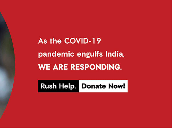 Support Our Fight Against Second Wave Of COVID-19 In India