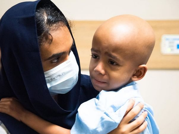 Support 4 Years Old Rayan To Recover From  Thalassemia
