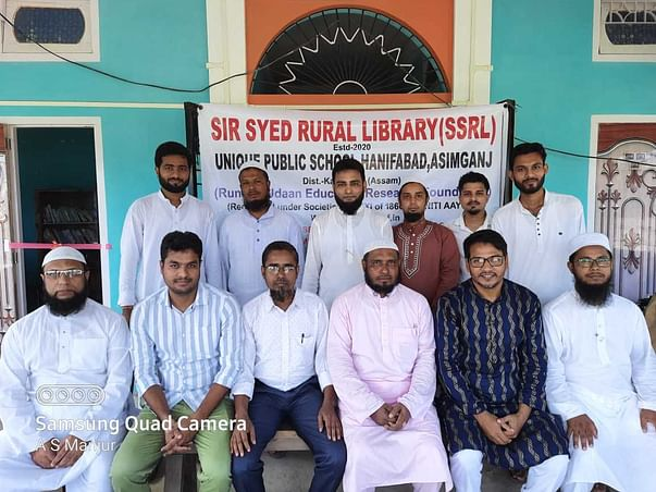 Help Us Set Up Sir Syed Community Library & Resource Centre