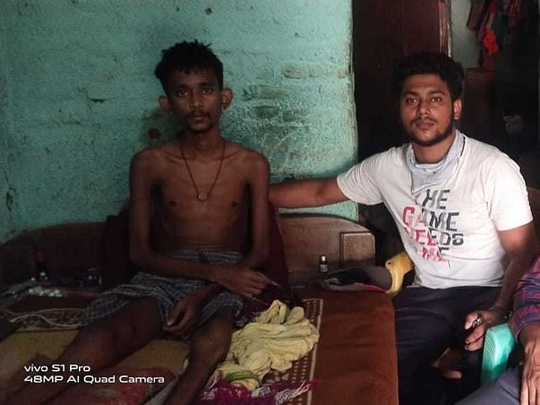21 Years Old Jaganath Needs Your Help Recover Thalassemia