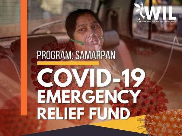 IWIL INDIA - SAMARPAN - DONATION FOR COVID-19 CRISIS INDIA