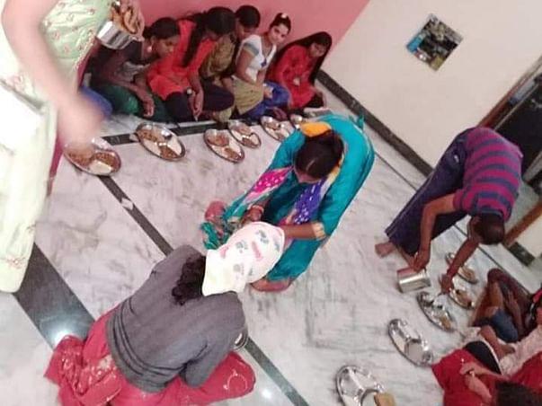 Help Us Feed - Gharonda