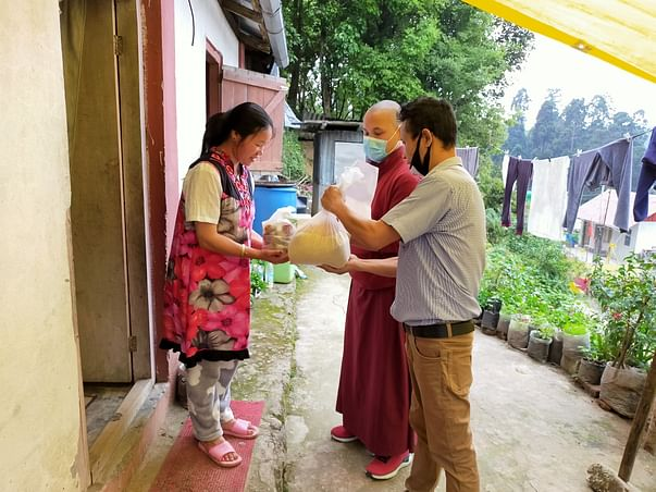 Help The Community Of Mirik Hills