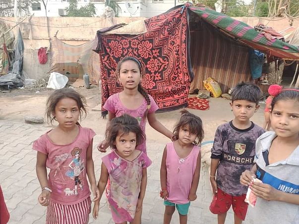 Donate At Least 1 Rupees For Humanity God Will Bless You