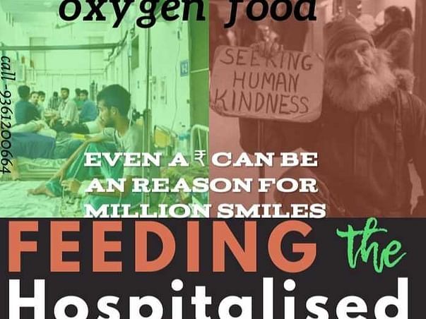 Feed the poor in covid effected familes